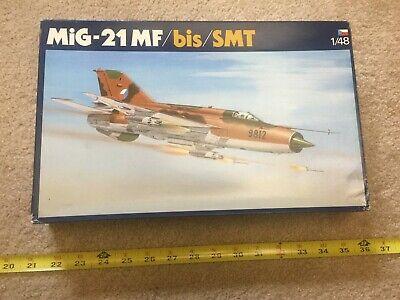 1:48 Eduard Brassin Exhaust For Mig 21mf//smt Model Kit Edb648027 148