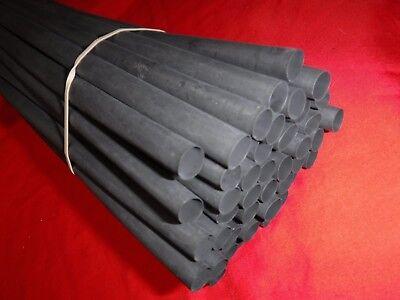38 Black Heat Shrink Tubing 50 Feet Tube Shrinkable