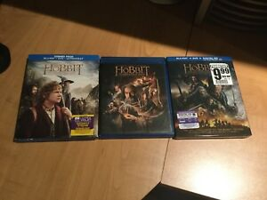 Trilogie Bluray LE HOBBIT