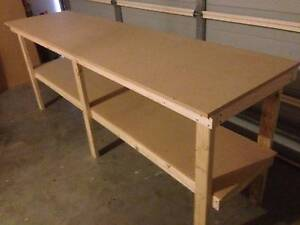 FACTORY WORK BENCHES Cranbourne East Casey Area Preview