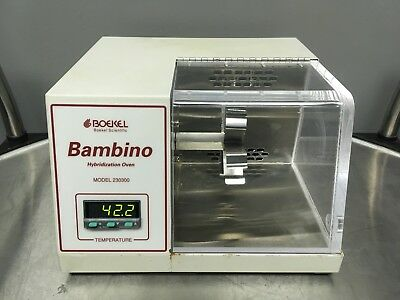 Boekel 230300 Bambino Hybridization Oven Used Tested Excellent