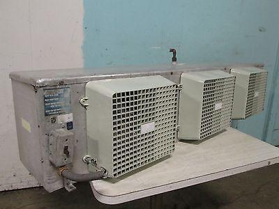 Bohn H.d. Commercial 3 Fans Low Profile Evaporator Condensing Coil Unit