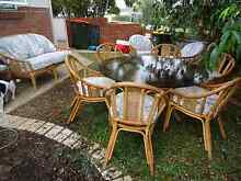 Outdoor Setting 11 piece PLUS cushions Camp Hill Brisbane South East Preview