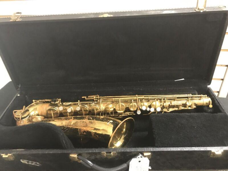 The Indiana Martin Tenor Saxophone 70441 (no Neck)