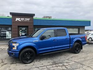 2016 Ford F-150 2016 Ford F-150 - 4WD SuperCrew 145  XLT