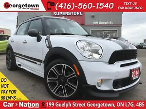 2014 MINI Cooper Countryman Cooper S | JOHN COOPER WORKS | LOW K