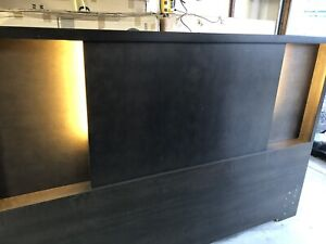 REDUCED... ILLUMINATED KING HEADBOARD