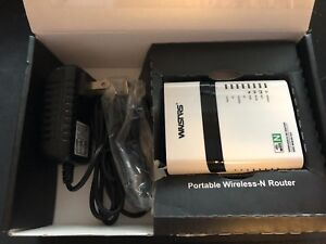 Mini Portable wireless N router
