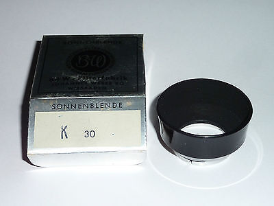 Gegenlichtblende  A30mm   Aufsteck / Slip-on  B+W