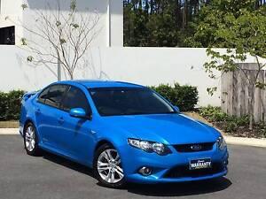 2009 Ford Falcon xr6 Sedan Arundel Gold Coast City Preview