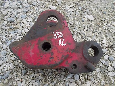 Farmall 350 Rowcrop Tractor Ih Fasthitch Bottom Cylinder Mount Bracket