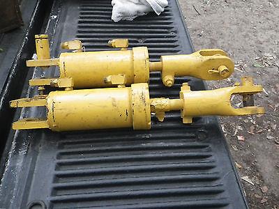 2 Heavy-duty Hydraulic Ram Cylinders 25b5 S 25d5 S
