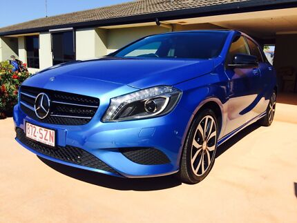 2013 Mercedes A200 with all the extras! Benowa Gold Coast City Preview