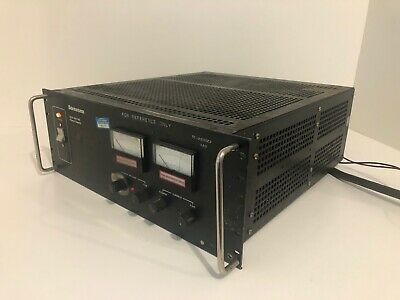 Sorensen Dcr 300-6b Power Supply Rack Mount