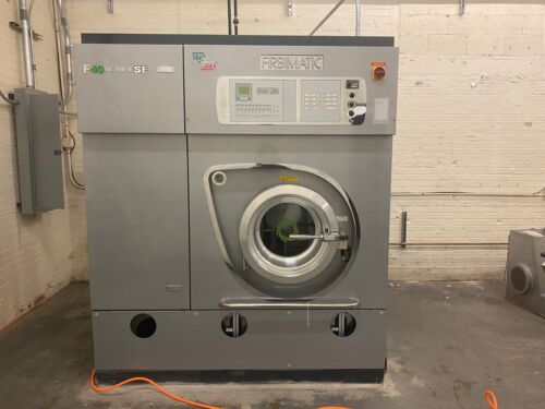 2014 firbimatic hydrocarbon 40p dry cleaning machine