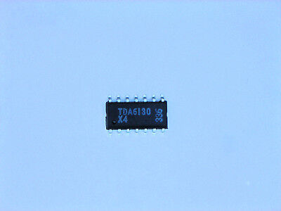 Tda6130x4 Siemens 14p Smd Ic 1 Pc