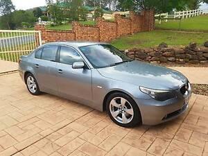 BMW 530i 2005 model Wongawallan Gold Coast North Preview