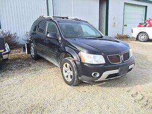 2006 Pontiac Torrent AWD