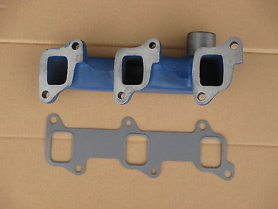 Exhaust Manifold Gasket For Ford 3000 3055 3120 3190 3230 3300 3310 3330 3400