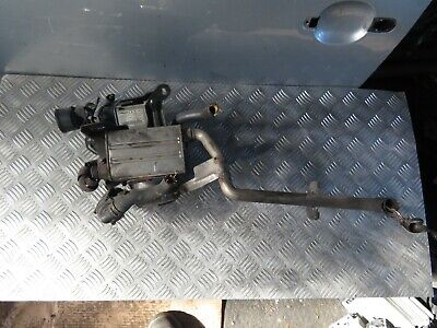 VW TOURAN EBERSPACHER DIESEL WATER HEATER AUXILIARY PRE HEATER 2003-2009 TESTED