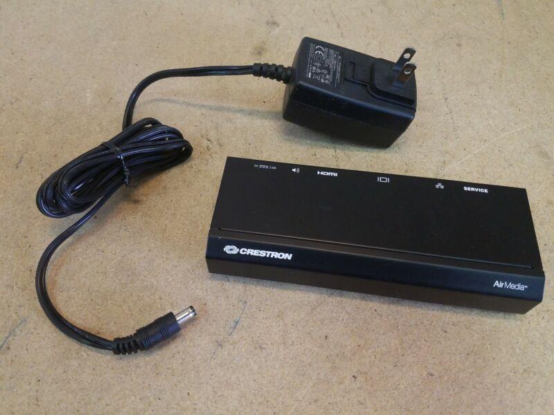Crestron AirMedia AM-100 & 101 Presentation Switch