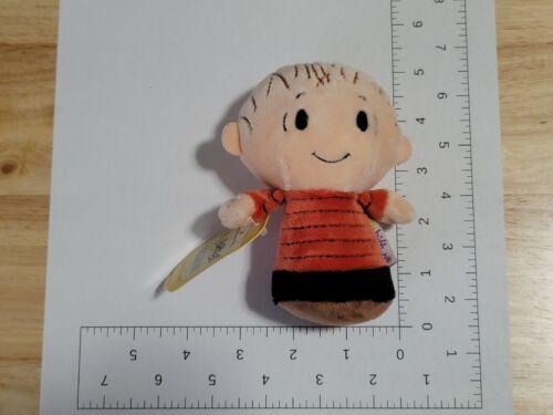 2015 Hallmark Itty Bittys Peanuts Linus Plush NWT New with Tags