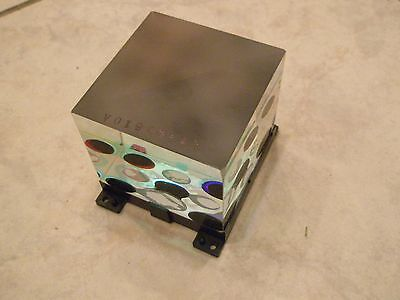 Cross Dichroic Prism Glass (x-cube) 2 x 2.5 x 2.5 LCD Projector GREAT CONDITION!
