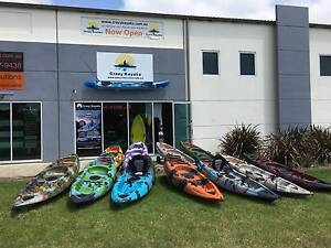 KAYAK SALE !DELUXE Pro 9 $349 package 5 Years Warranty !! Limited Albion Park Rail Shellharbour Area Preview