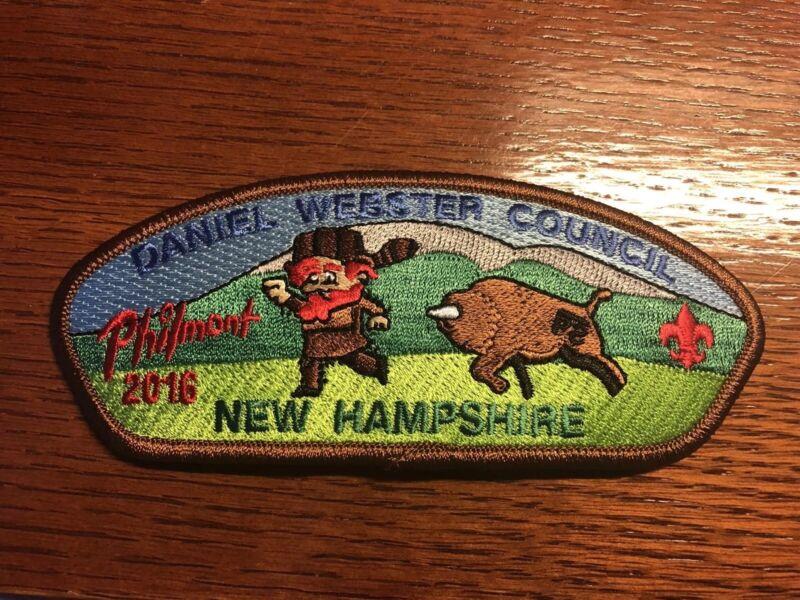 Daniel Webster Council 2016 Philmont CSP