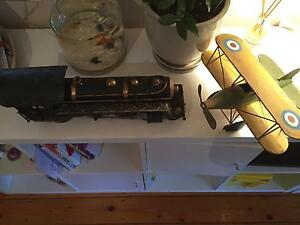 Model train and plane collectables Graceville Brisbane South West Preview