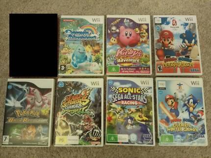 Mario Sonic Wii Super Smash Bros Brawl Party 8 - Nintendo Wii