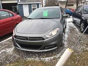2013 DODGE DART FULLY LOADED !!!!!
