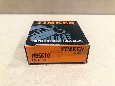 Timken M86610 Tapered Bearing Cup