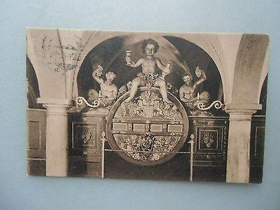 Ansichtskarte Bremen Ratskeller Bacchusfass 1907 (Nr.607)