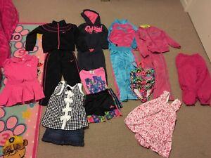 Little girls clothes size 2t-4t