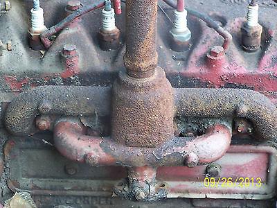 Farmal International Cub Manifold Intake Exhaust Manifold