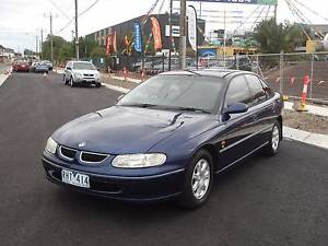 1998 Holden Berlina Sedan Footscray Maribyrnong Area Preview