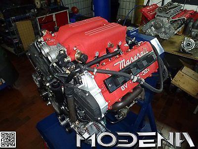Replacement Engine Overhaul Maserati Quattroporte V8 Qp Evolution Evo Shamal