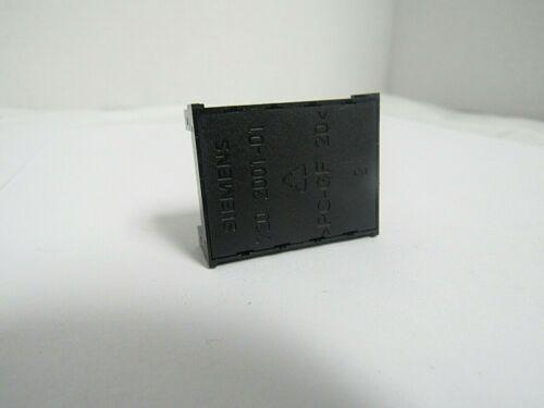 SIEMENS 720 2001-01 PC-GF 20 ADAPTER MODULE