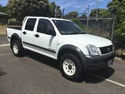 2003 Holden Rodeo 4x4  Ute Kings Meadows Launceston Area Preview