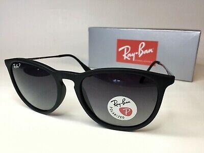 Ray-Ban 4171 Erika Classic Sunglasses 54mm - Polarized Gray Gradiant Lenses