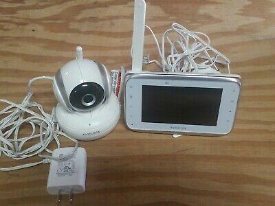 "Motorola Digital Video Baby Monitor Mbp38s, 4.3"" Color LCD Screen Monitor"