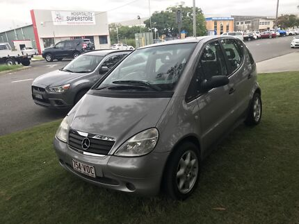 Mercedes Benz a160 Auto Come Whit Rwc And Rego