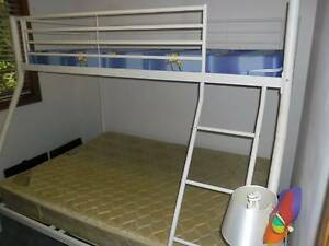 bunk beds  steel Moss Vale Bowral Area Preview