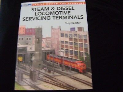 Steam & Diesel Locomotive Servicing Terminals-Tony (Locomotive Terminals)