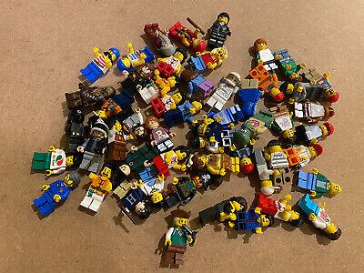 LEGO Minifigures - RANDOM Lot Of 10