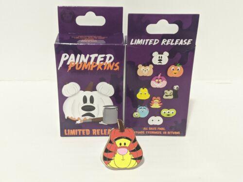 Painted Pumpkins Tigger Winnie Pooh Disney Parks Halloween Mystery Blind Box Pin