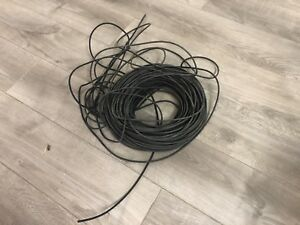 Free coaxial cable