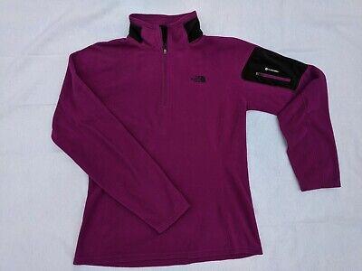 Women's North Face Fleece ¼ Zip Jacket Size Medium