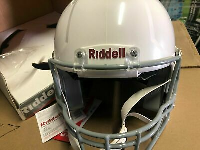 Riddell Football Helmet Jaw Pads LRG 3//4""